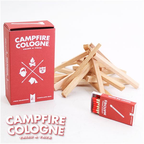 キャンプファイヤーコロン CAMPFIRE COLOGNE ミニ焚火セット アウトドア キャンプ コロン