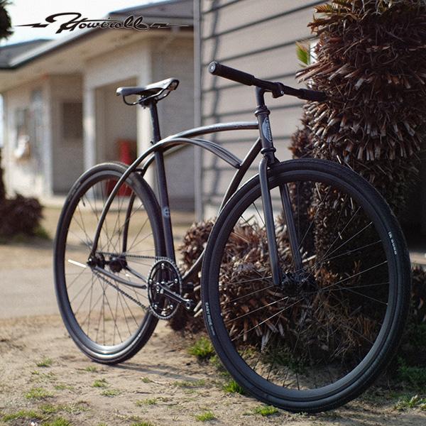 ピストバイク T19 × HOW I ROLL