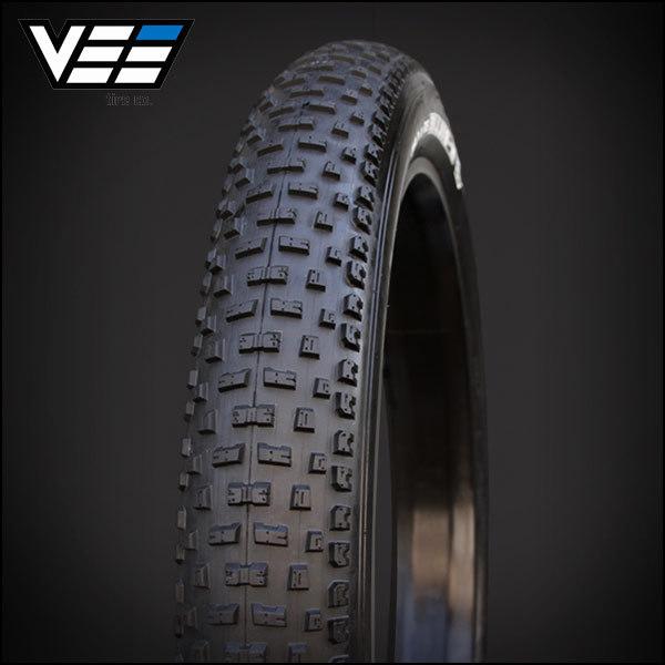 ファットバイク専用タイヤ Vee