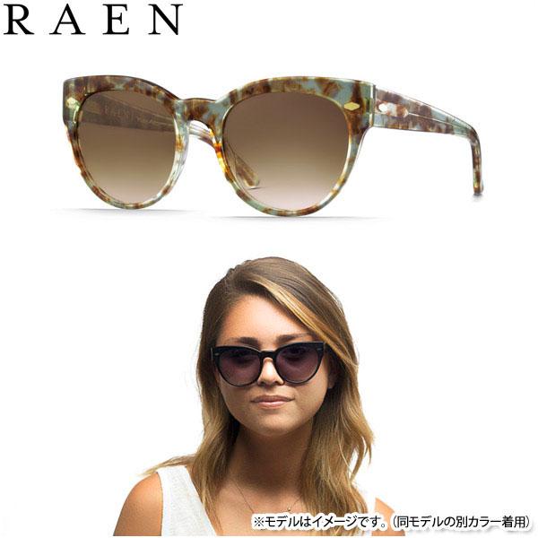 【20%OFF!SALE】RAEN optics サングラス レイン オプティクス フォックス型のMAUDE