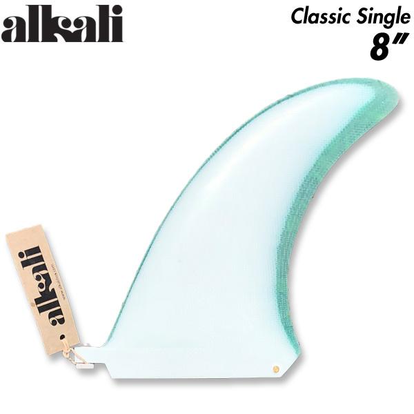 ALKALI FINS アルカリ フィン Classic Single 8