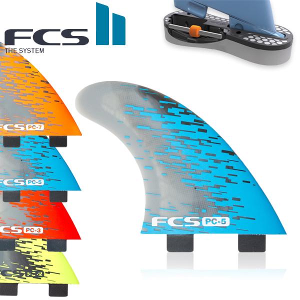 FCS エフシーエス フィン PC TRI Parformance Core パフォーマンスコア トライフィン