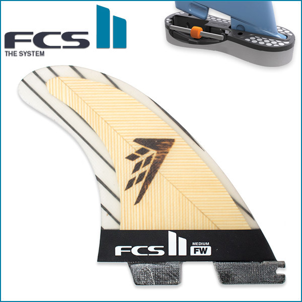 FCS2 FIN エフシーエス2 フィン Firewire Performance Core Carbon ファイヤーワイヤー カーボン トライフィン