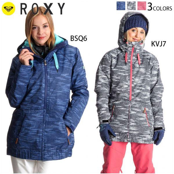 【20%OFF!SALE】ROXY ロキシー スノーボードジャケット ウェア VALLEY HOODIE JK 10K 耐水 ウォータープルーフ スノボ スキー 正規販売店