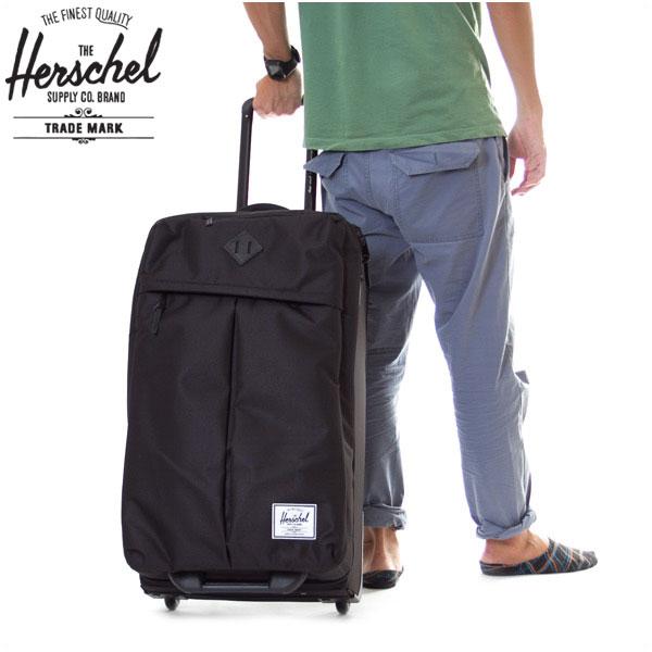 【値下げしました!SALE】ハーシェル キャリーバッグ ソフト トラベルパック 旅行バッグ 大容量 62L