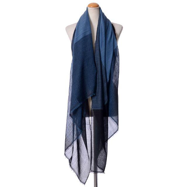 メルト (MELT) 正方形型ストール カシミアシルク オイリーブルー s15prakashxloilyb prakash xl black + 140*140 chachmere silk oily blue 2015SS レディース春夏 3,980円以上購入で送料無料 【正規取扱】