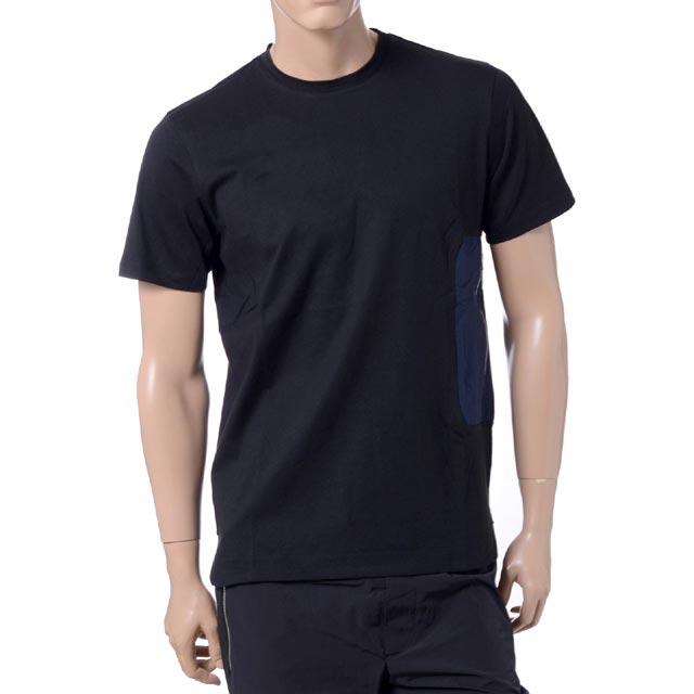 ティムコペンズ (TIM COPPENS) ジャージージップポケットTシャツ ネイビーmkns16tc08a 2016SS メンズ春夏新作 送料無料 正規取扱