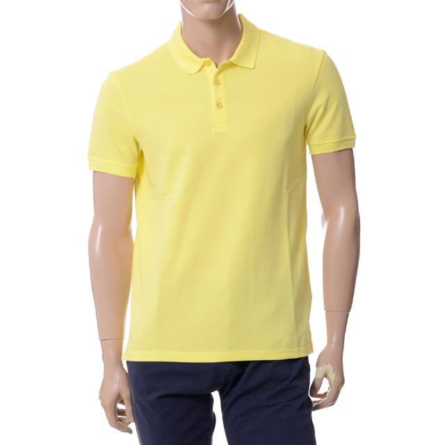 アルマーニジーンズ (ARMANI JEANS) ポロシャツ イエロー8n6f126j0sz1631 メンズ 送料無料 正規取扱