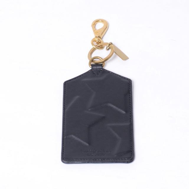 ミハラヤスヒロ (MIHARAYASUHIRO) スターカードケース ブラック99895200blackメンズ 送料無料 正規取扱