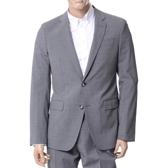 エンポリオアルマーニ (EMPORIO ARMANI) 無地スーツ グレーw1vs5t01506615 2018SS メンズ春夏 3,980円以上購入で送料無料 正規取扱