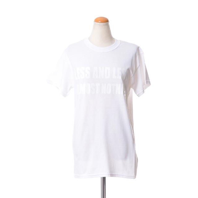 エリカカヴァリーニ (ERIKA CAVALLINI) 文字入りTシャツ コットン ホワイトp8ee8ph01001 2018SS レディース春夏新作 送料無料 正規取扱