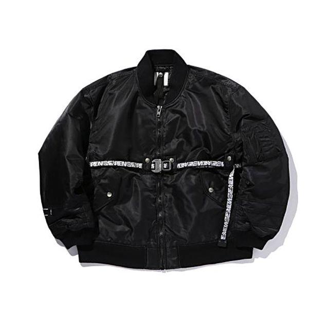 スタジオセブン (STUDIO SEVEN) Ma-1ジャケット Belt Ma-1 ブラック70863642black9月 2019AW メンズ秋冬新作 送料無料 正規取扱