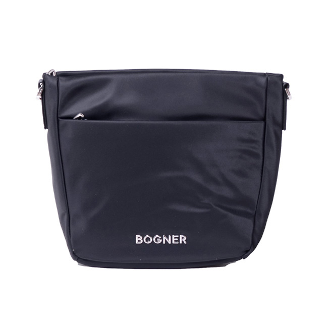 ボグナー (BOGNER) ヴェルビエロゴショルダーバッグ ナイロン ブラック2028026815 2020SS レディース春夏新作 送料無料 正規取扱