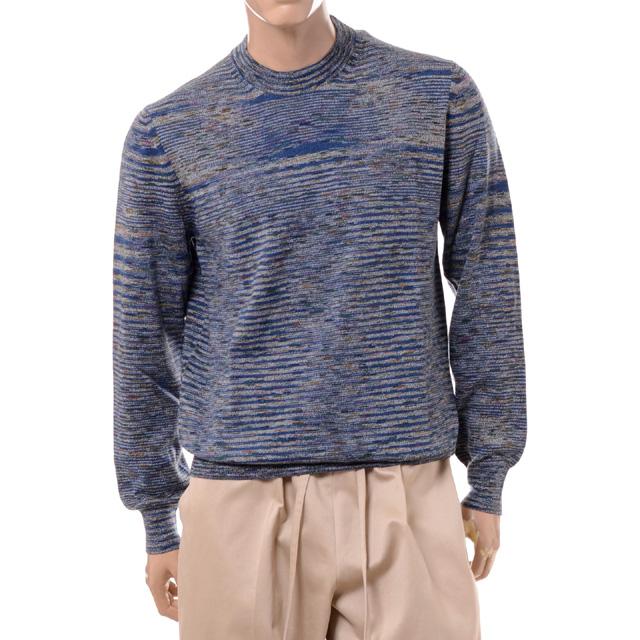 ミッソーニ (Missoni) セーター グレー52234330001511 2020AW メンズ秋冬新作 送料無料 正規取扱