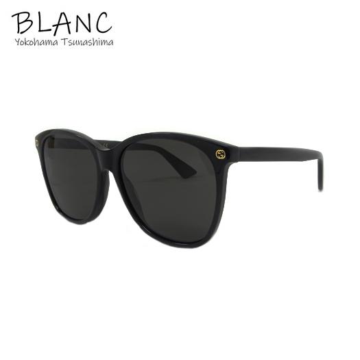 Gucci Bumble Bee sunglasses Alessandro ミケーレプラスチックブラック GG0024S Wellington GG  accessory Lady\u0027s GUCCI Yokohama BLANC