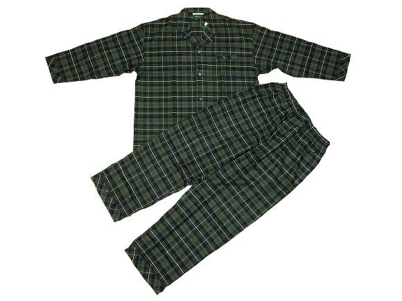 REGAL紳士パジャマ(4L)冬(起毛)