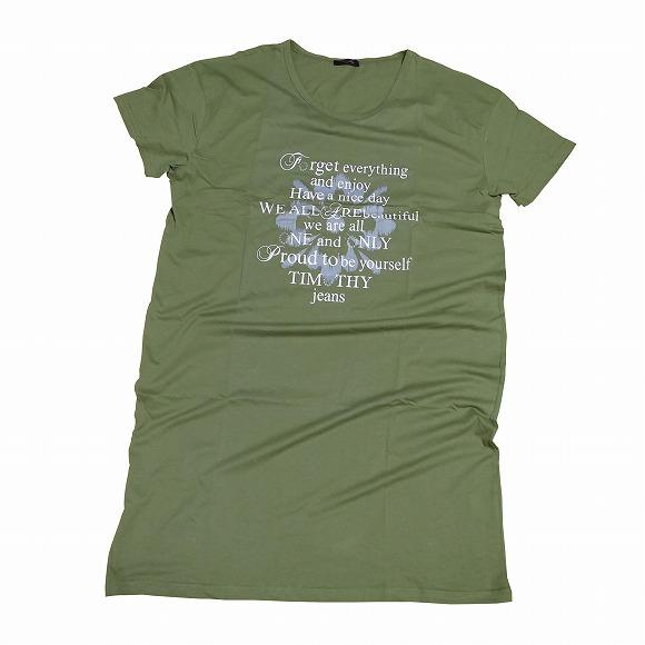 婦人ビッグTシャツ 予約 ルームウェア 3L 2L 豊富な品