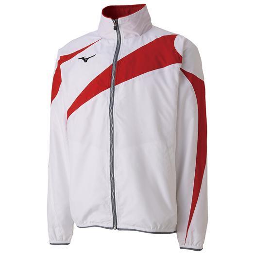 ミズノ トレーニングクロスシャツ[ユニセックス] 01&nbspホワイト(n2jc900101)