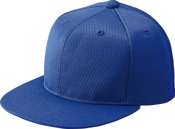 ゼット 野球 ソフトボール ベースボールキャップ 六方平ツバキャップ 21SS 帽子 新発売 bh181t-2500 出色 ロイヤルブルー