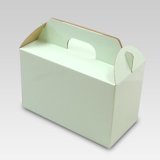メロン箱 ウグイスつやあり【2個入れ】 50セット 【メロン用 メロンの箱 フルーツ用 フルーツギフト用 果物用 ギフトボックス 箱 メロン パッケージ フルーツ箱 果物箱 贈答用 化粧箱 青果】