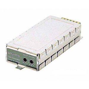 TOA チューナーユニット(チャンネル増設用)シングルタイプWTU-1720