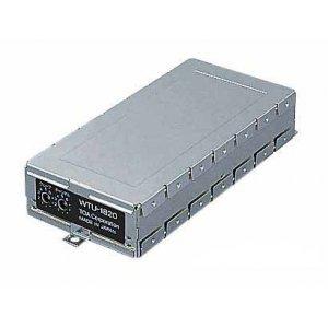 TOA チューナーユニット(チャンネル増設用)ダイバシティタイプWTU-1820