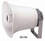 TOA 車載用ホーンスピーカー定格入力 30W(16Ω)SC-730A