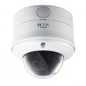 TOA 屋外ドーム型フルHDネットワークカメラN-C3820-3