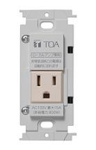 TOA 非常・業務用放送設備電源カットリレーE-17P