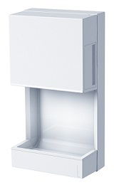 MITSUBISHIジェットタオル ミニJT-MC205JS-W(ホワイト)