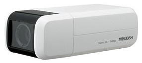 三菱電機 固定型メガピクセルカラーカメラNC-3000A(131万画素H.264/SXVGA/1,280×960ドット)