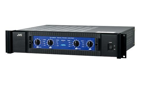 ビクター デジタルパワーアンプ(150W×4)PS-A1504D