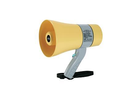 ビクタービクター メガホン(6W)ホイッスル付イエロー色PE-M306W, 絶対一番安い:f4ad63c8 --- knbufm.com