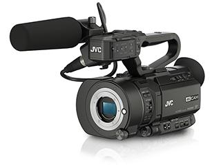 ビクター4KメモリーカードカメラレコダーGY-LS300CH