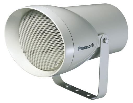 パナソニック スピーカー(屋外対応)クリアホーン30WWT-7030