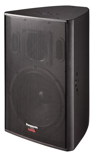 パナソニック プロオーディオシステム30cm2ウェイスピーカー<ブラック色>WS-M200-K