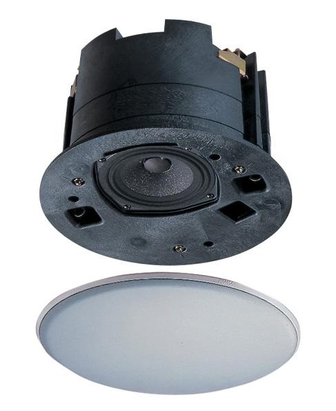 パナソニック プロオーディオシステム天井埋込スピーカー(12cm)<パネル付属>ハイ・インピーダンス/トランス内蔵WS-A12T