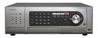 パナソニック デジタルディスクレコーダー(16入力)240ips/15コマ記録※WJ-HD616Kはハードディスクユニットが搭載されていません。別売ハードディスクユニットが必要です。WJ-HD616K