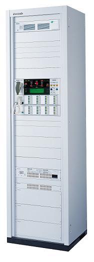 パナソニック 非常放送システム電力増幅架(ロングラック)<代引不可>WP-8500