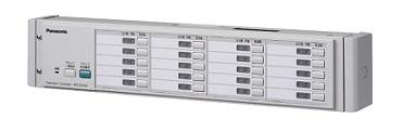 パナソニック 非常放送システム増設用操作ユニットWR-EX520(20局)