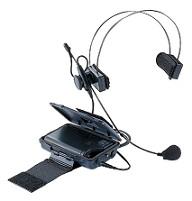 パナソニック 800MHz帯インストラクター用ワイヤレスマイクロホンWX-4370B