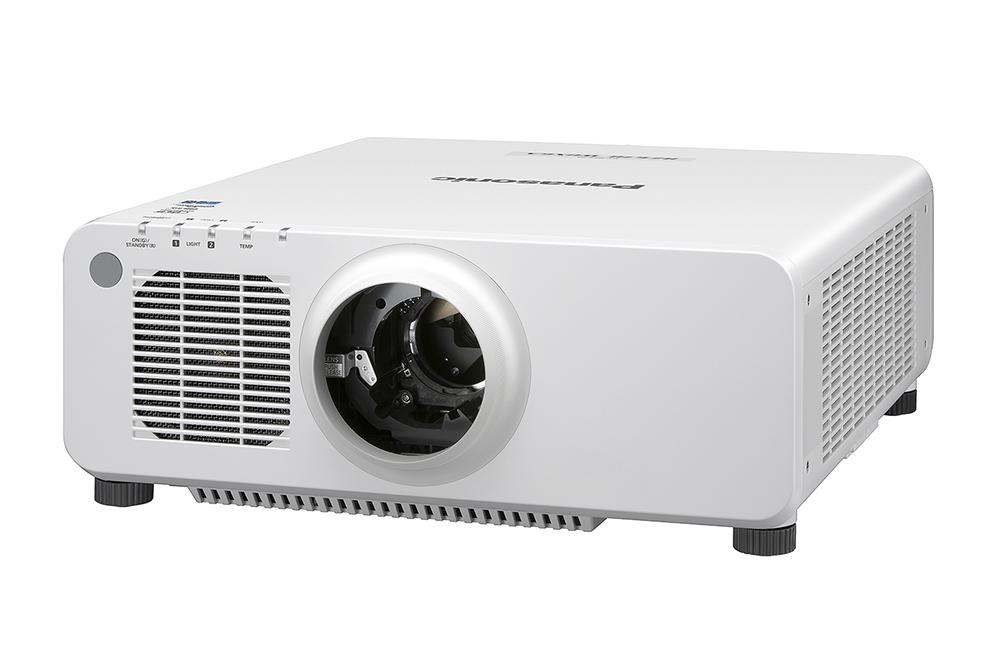 パナソニック DLP方式プロジェクターPT-RW630JLW(ホワイト)