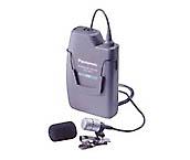 パナソニック 300MHz帯タイピン形ワイヤレスマイクロホンWX-1800