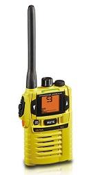STANDARD HORIZON (八重洲無線) 特定小電力トランシーバーSR70A(イエロー)