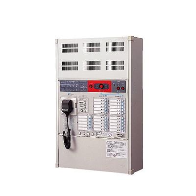ユニペックス壁掛非常用放送設備60W 20回線EWA-020A-60