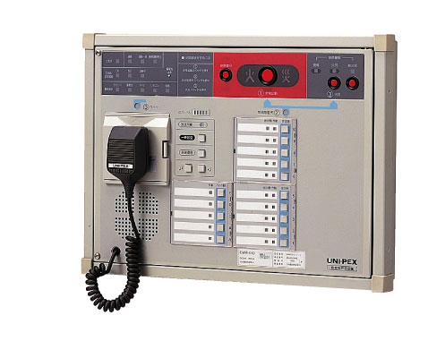 ユニペックス非常・業務リモコン10回線EWR-010A