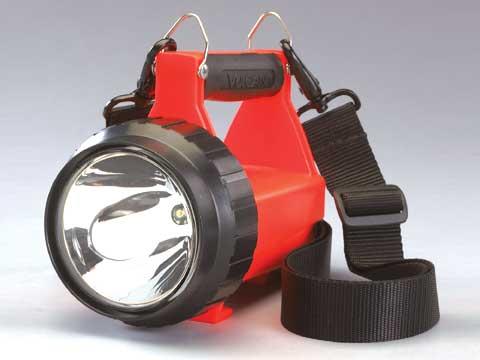 [L-071FT] ファイヤーバルカンLED(充電式ライト) ライト単体 44454 オレンジ