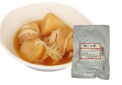 いし本食品 肉じゃが 220g【12パック×3】送料無料