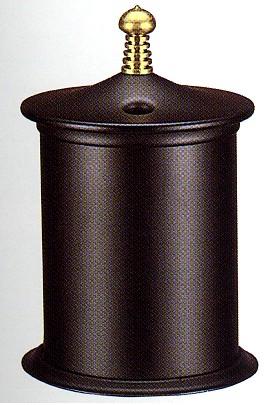 【お仏壇・仏具】マッチの消し壺 消壺 塔型