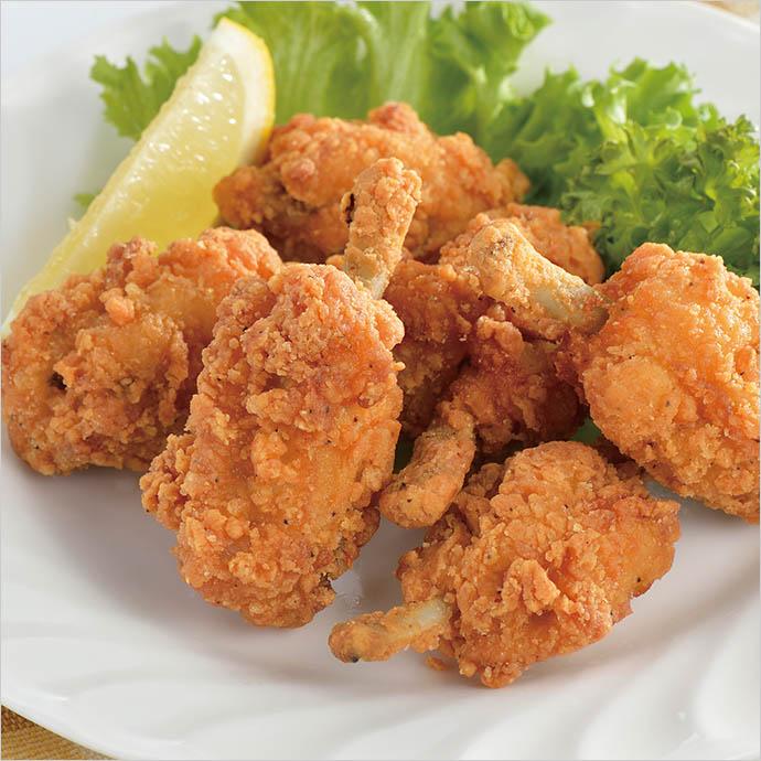片手でパクリ!鶏の手羽中を食べやすいカットで フライドチキン にしました。シンプルな味付けとサクサクした衣の食感が、 おやつ 、 おつまみ に最適です。 手羽中フライドチキン フライドチキン 手羽中 鶏肉 肉 お肉 チキン お取り寄せ グルメ お取り寄せグルメ ご飯のお供 ごはんのおとも 唐揚げ から揚げ カラアゲ 業務用 シェア まとめ買い おかず おつまみ お酒のお供 酒の肴 冷凍 冷凍食品 食べ物